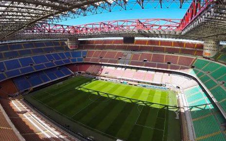 Stadio Giuseppe Meazza San Siro Milano