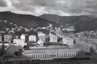 Lo Stadio Ferraris tra gli anni '20 e '30