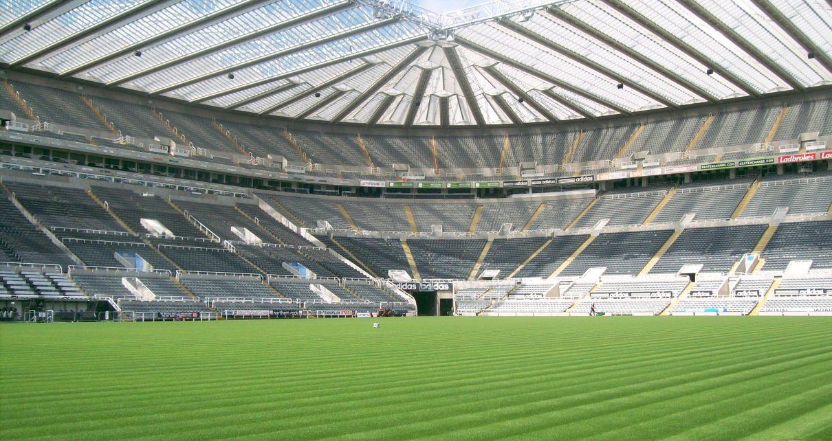 Stadio Newcastle