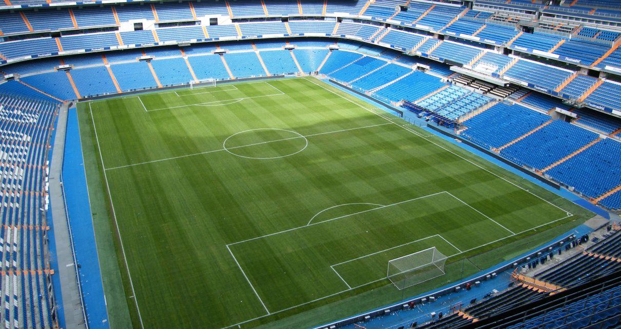 Stadio Bernabeu di Madrid